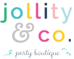 Jollity & Co Party Boutique Logo